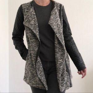 Anthropologie Sweater Coat